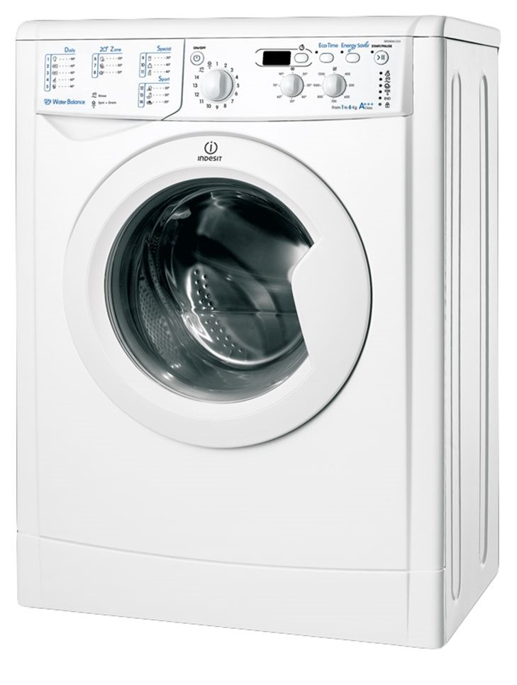 Masina de spalat rufe Indesit IWD 61051 C ECO, 6kg, A