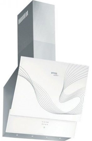 Transport Gratuit - Hota autonoma de perete Gorenje DVG6565KR, 60 cm, alb