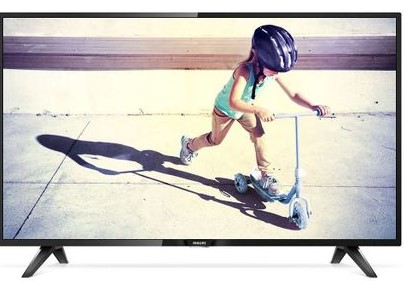 Televizor Philips 32PHT4112/12, LED, HD, 80cm