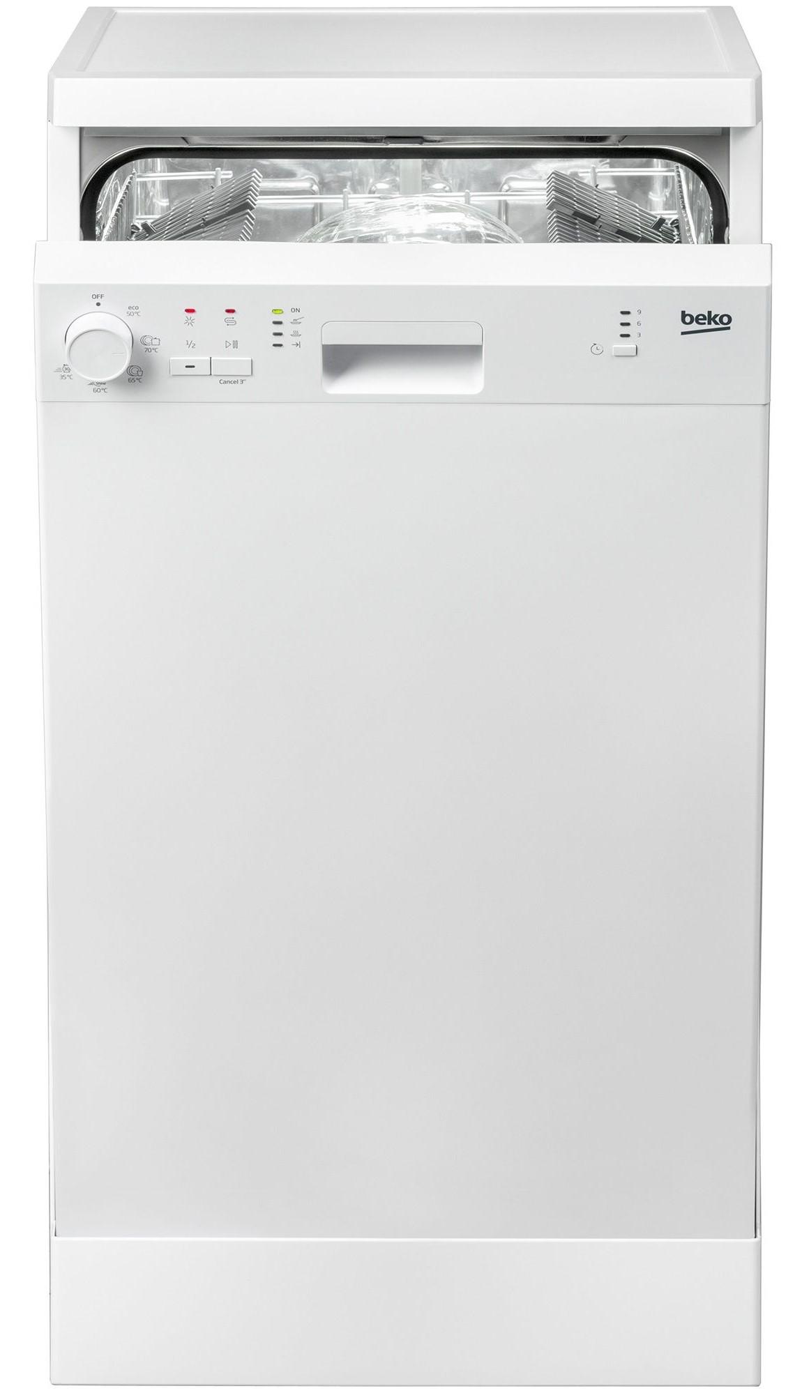 Masina de spalat vase Beko DFS05011W, A