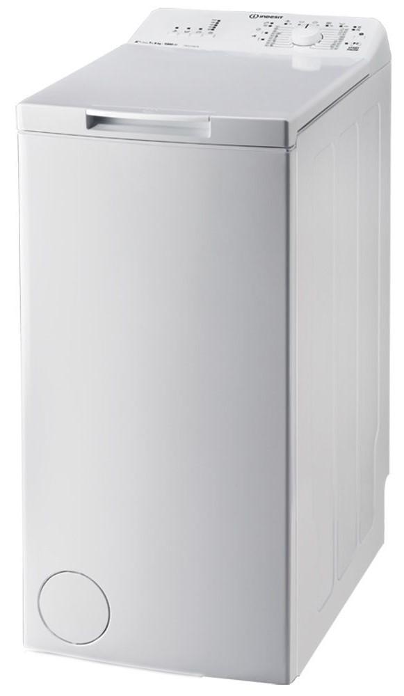 Masina de spalat rufe Indesit ITW A 61052 W VERTICALA, 6kg