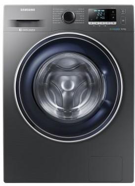 Masina de spalat rufe Samsung WW80J5446FX, Eco Bubble, 8kg, 1400 rpm