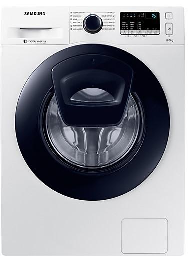 Masina de spalat rufe Samsung WW80K44305W, 8kg, A+++, Addwash