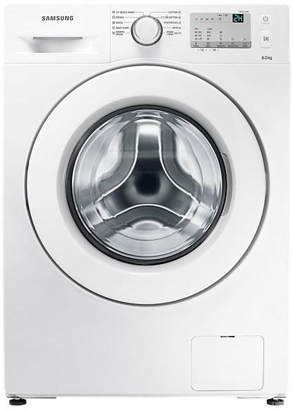 Masina de spalat rufe Samsung WW80J3283KW/LE