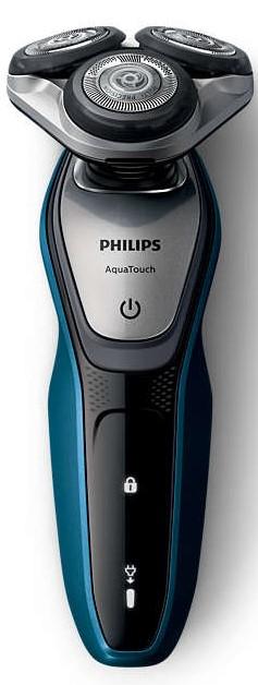 Aparat de ras Philips S5420/06 , Aquatouch