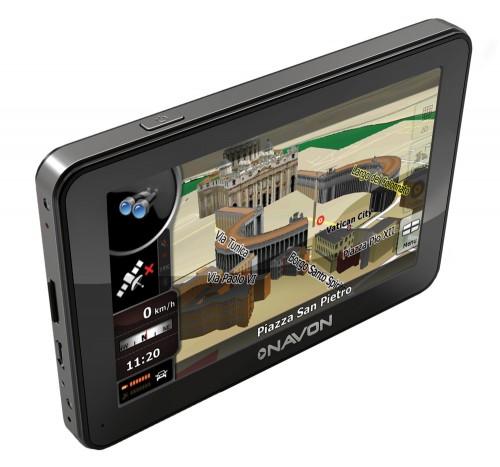 Sistem de navigatie GPS Navon N490 FE 4.3'' iGO 8