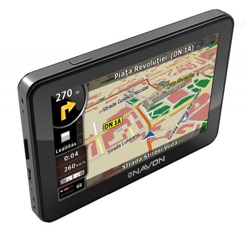 Sistem de navigatie GPS Navon N490 RO 4.3'' iGO 8