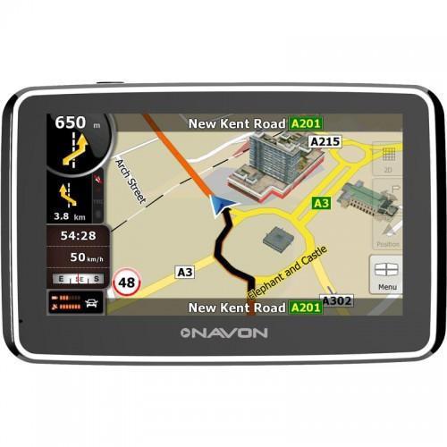 Sistem de navigatie GPS Navon N490 Plus Full Europa 4.3'' iGO 8