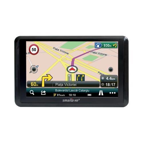 Sistem de navigatie Smailo HDx 5.0 Travel FEU