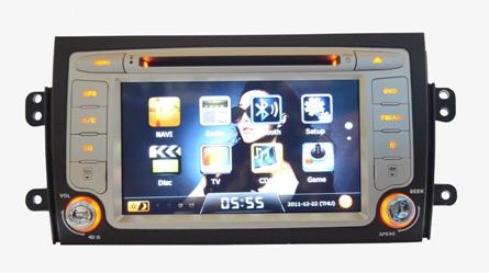 Sistem navigatie GPS + DVD +TV TTi-6901
