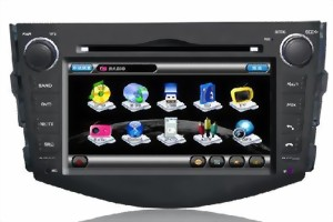 Sistem navigatie GPS + DVD + TV TTi-8818