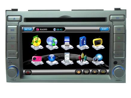 Sistem navigatie GPS + DVD + TV TTi-8930