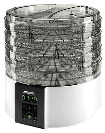 Deshidrator legume si fructe Zelmer ZFD1350W