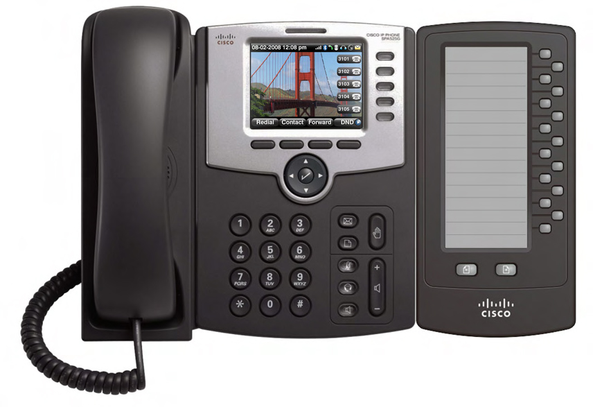 Telefon fix Cisco Digital Attendant Console for Cisco SPA500 Family Phones SPA500DS