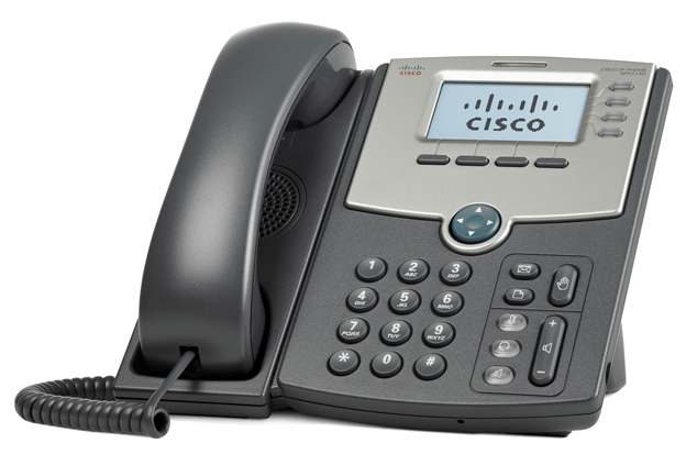 Telefon fix Cisco Small Business 4 Line IP Phone with Display SPA514G