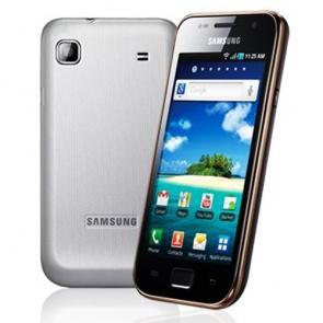 Telefon mobil SAMSUNG I9003 GALAXY SL LETONA SILVER