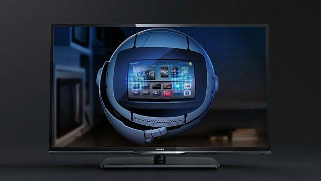 Televizor Philips LED slim 32PFL3208H SMART TV PMR 100Hz