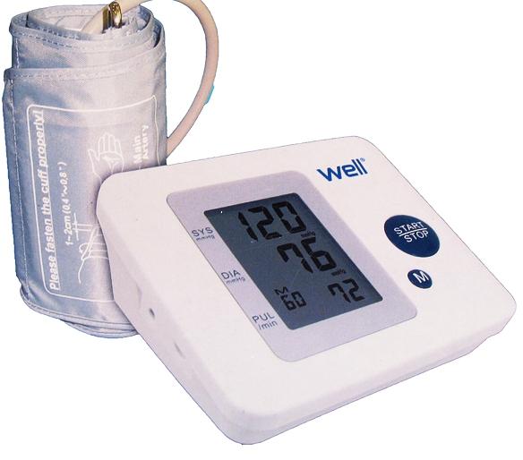 Tensiometru digital pentru brat Well ARM-01