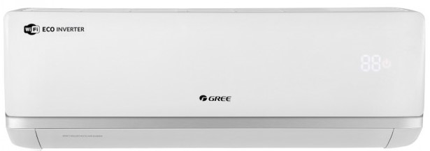Transport Gratuit-Aer conditionat Gree A2 White GWH24AAD-K6DNA2A, Inverter, 24000BTU, Wi-fi, A