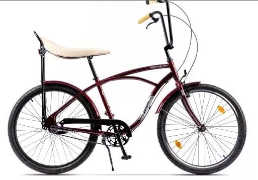 Transport Gratuit- Bicicleta Pegas Strada1 17STRADA1ST3SRED, Urs Brun