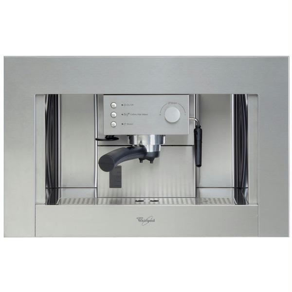 Espressor incorporabil Whirlpool ACE 010 IX, 1000W, 1.5 L, inox
