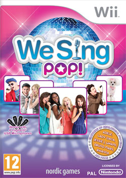 Joc Nintendo Wii We Sing Pop!