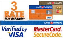 Plata Card Avantaj