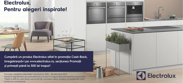 Promo Electrolux